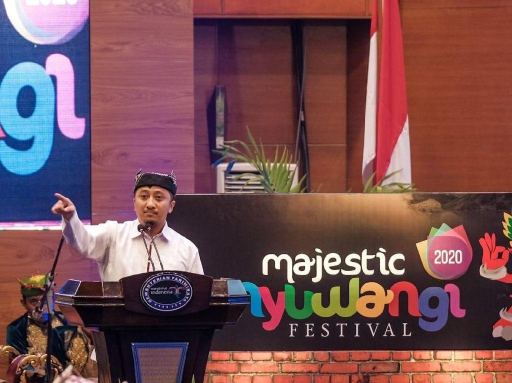 Ustaz Yusuf Mansur: Ibadah Paling Enak Itu Traveling