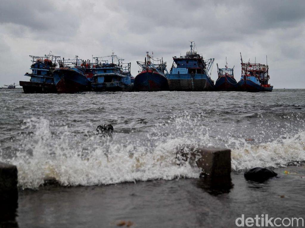 Waspada Cuaca Buruk di Jakarta Utara
