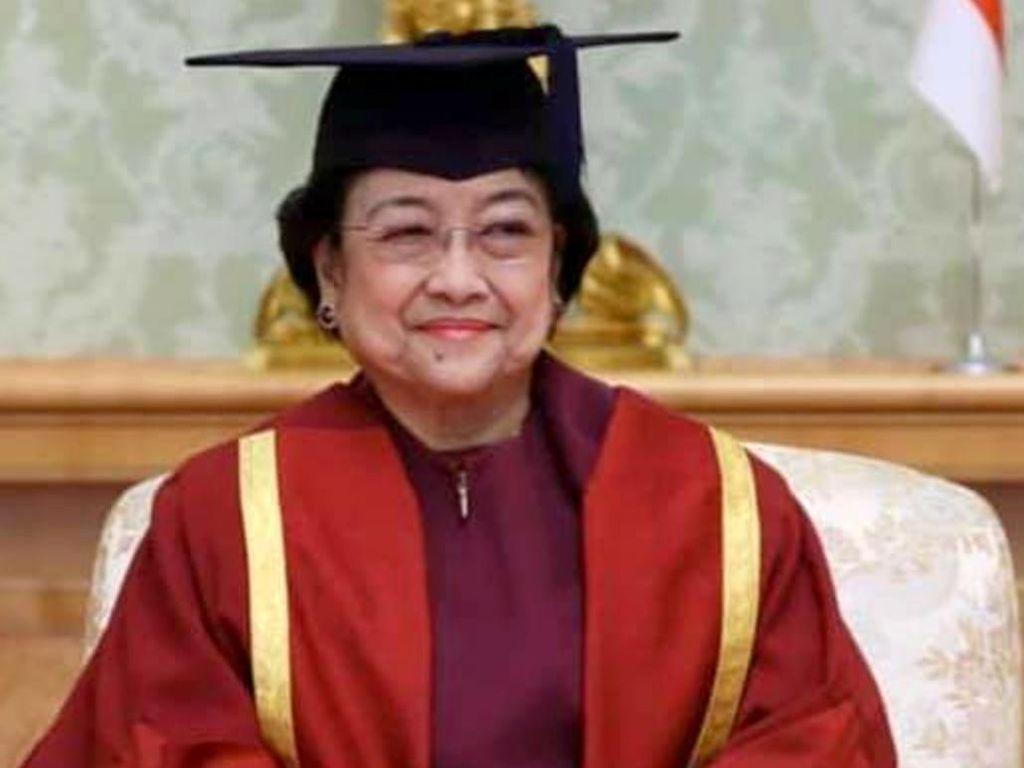 Kemendikbudristek Ucapan Selamat untuk Gelar Profesor Megawati: Bisa Menginspirasi Generasi Muda