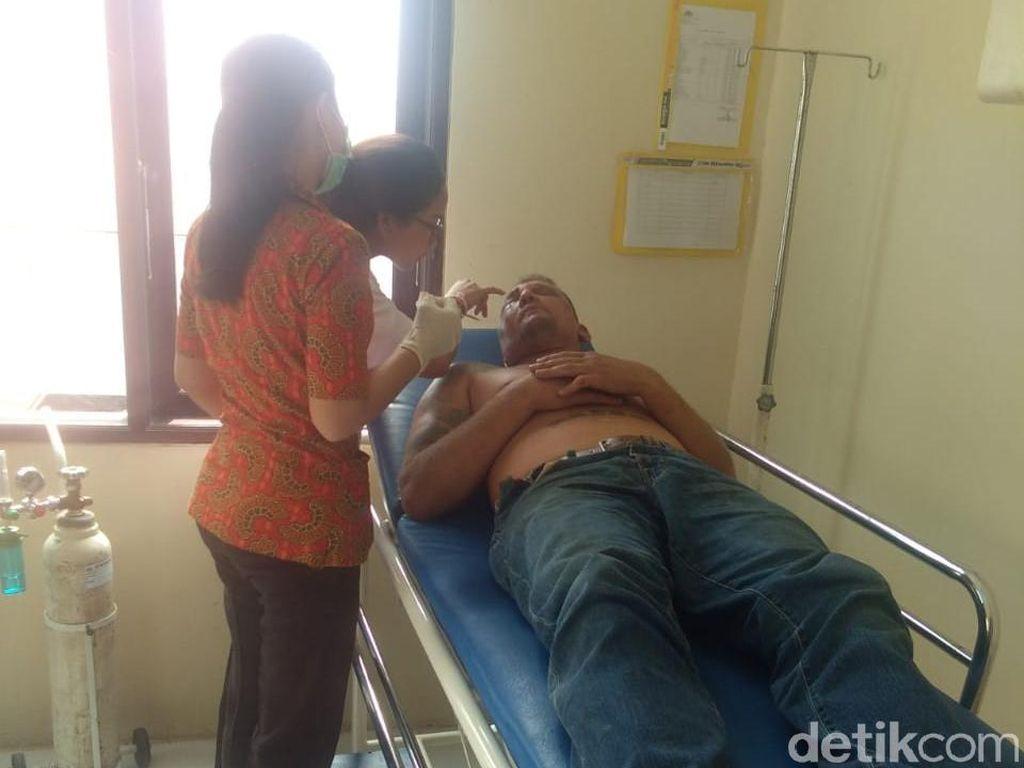 Polisi Akan Tes Narkoba Bule yang Tabrak 3 Orang di Jimbaran Bali