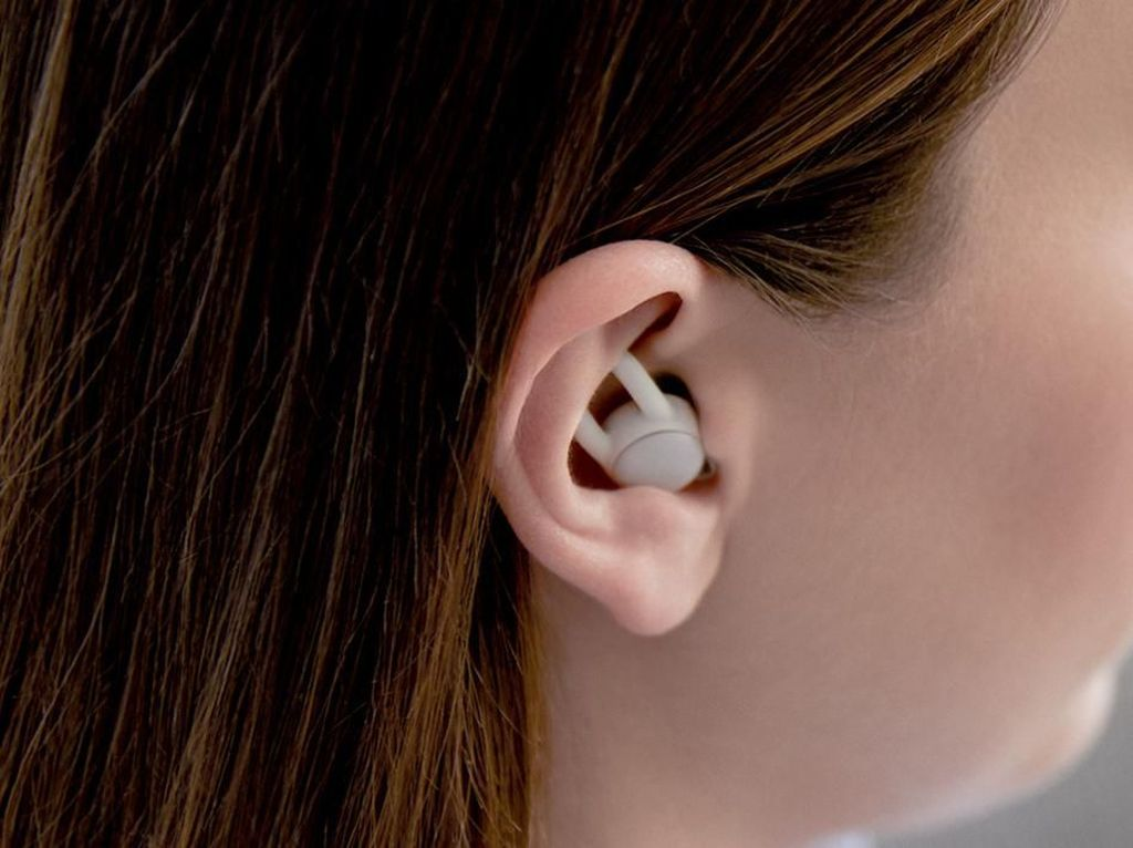 Earbuds Wireless Ini Bikin Tidur Berkualitas