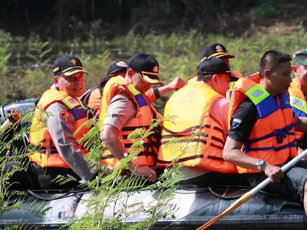 Ngawi Siagakan 500 Personel Antisipasi Bencana Hidrometeorologi