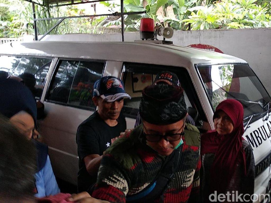 Teddy Tolak Jenazah Lina Dimakamkan di Tempat Sule