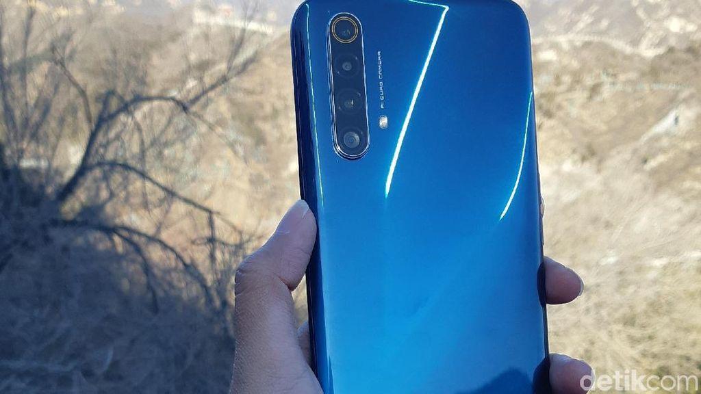 Aksi Kamera Realme X50 5G Menangkap Keindahan Kota Beijing