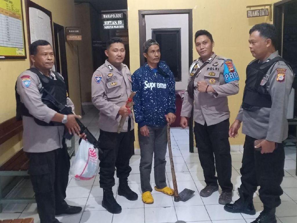 Kepala Dusun di Maros Dianiaya Warga Pakai Cangkul