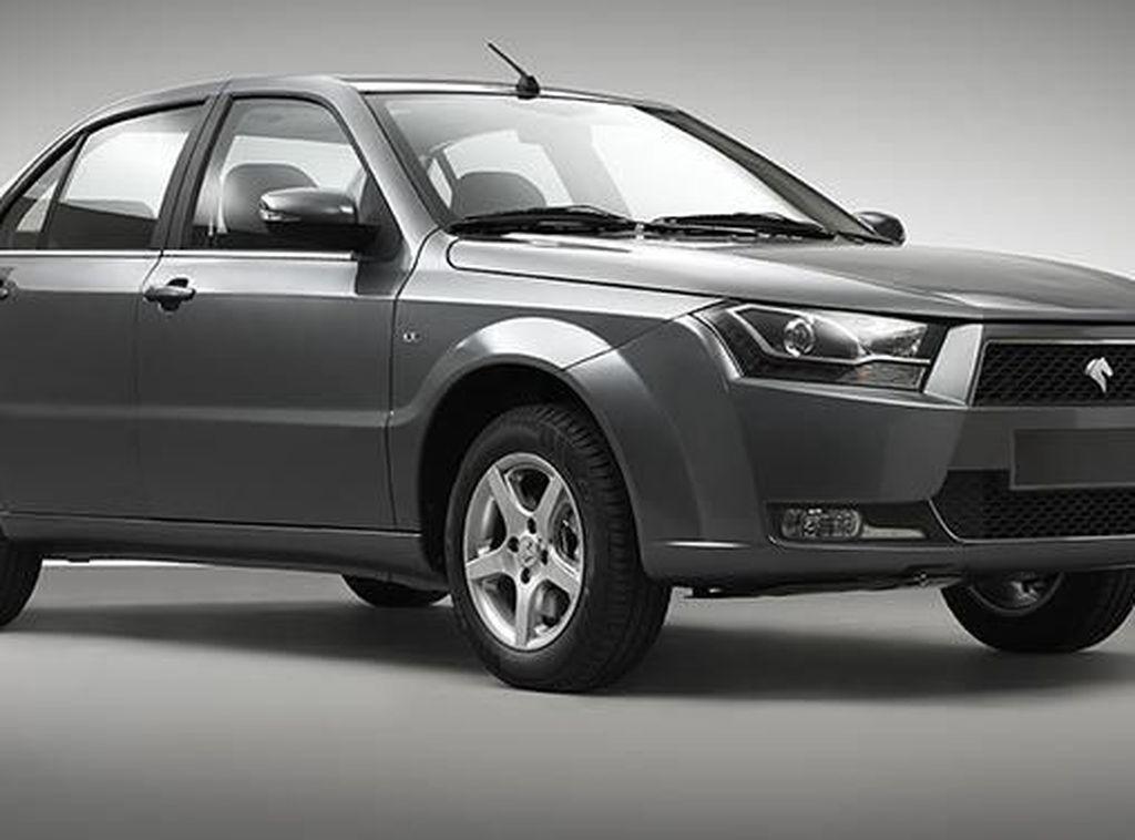 Banyak yang Belum Tahu, Iran Punya Mobil Nasional