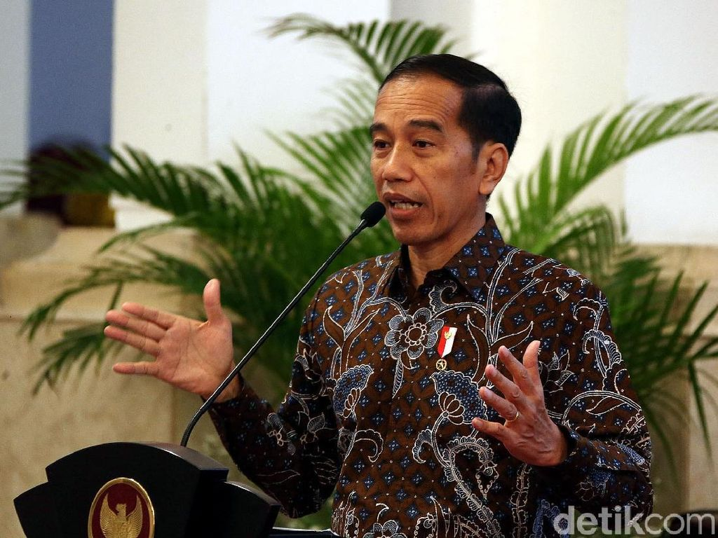 Jokowi Minta Dubes RI Gencarkan Diplomasi Ekonomi
