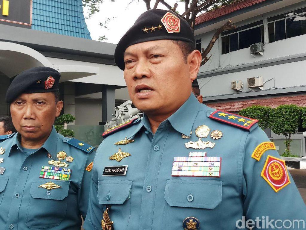 Pangkogabwilhan I Respons China soal Natuna: Lho, Kita Tetap Tenang