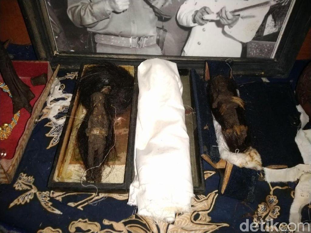 Penampakan Jenglot Penghuni Museum di Ciamis, Bikin Merinding!