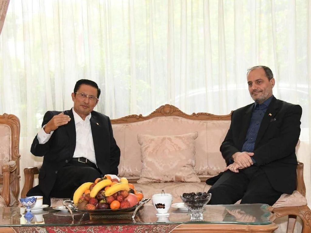 Pimpinan MPR Minta Pemerintah Ambil Sikap Terkait Konflik AS-Iran