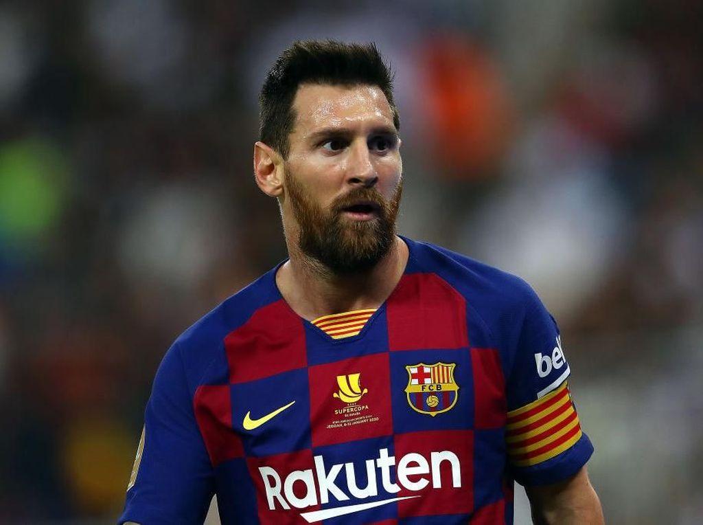 Video Barca Kalah Dramatis, Atletico Laju ke Final