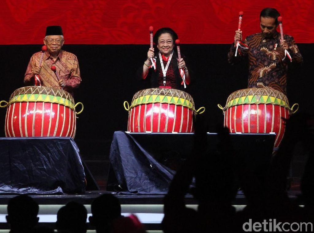 Megawati Sindir Politikus Pengobok-obok Emosi
