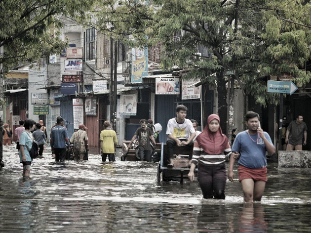 Video Anies Bantah Pompa Banjir Banyak yang Rusak