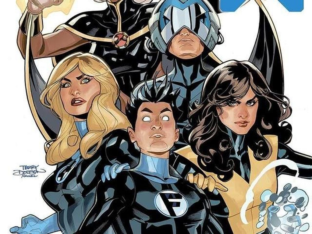 Franklin Richards Bakal Gabung di X-Men atau Fantastic Four?