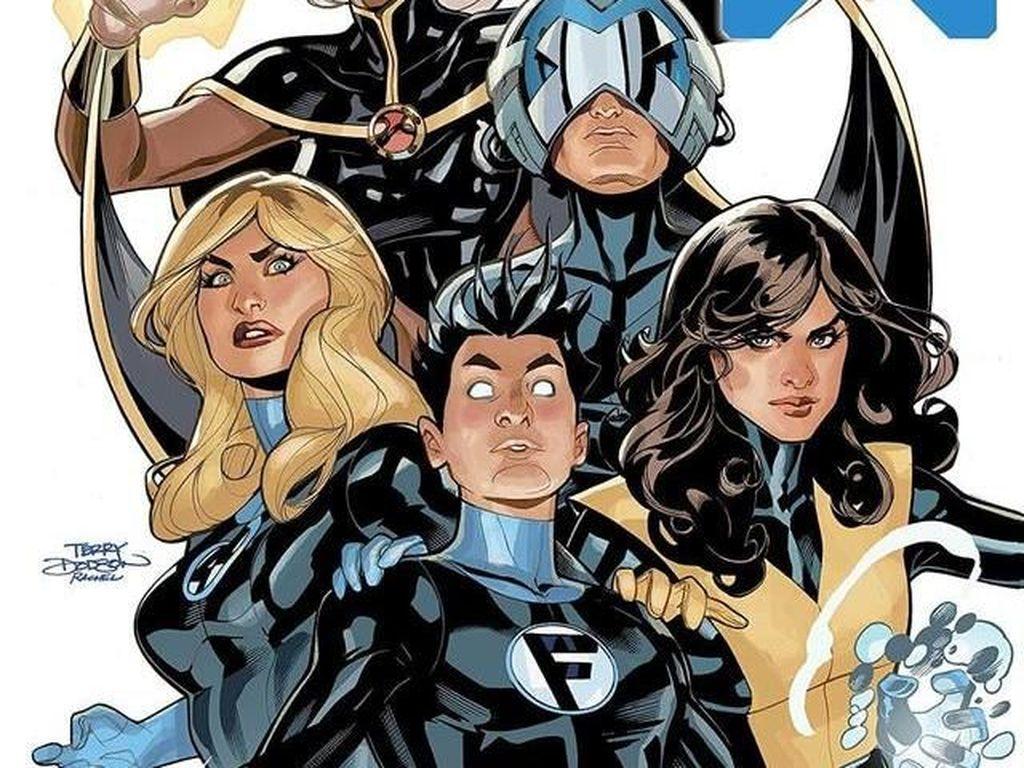 Franklin Richards Bakal Gabung di X-Men atau Fantastic Four?
