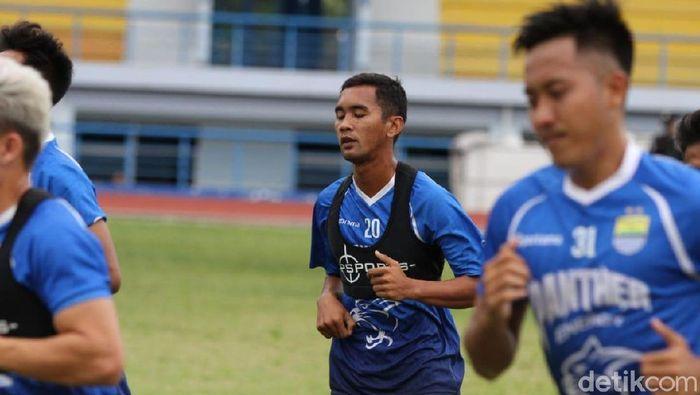 Siapa pemain asing baru Persib Bandung? (Mukhlis Dinilah/detikcom)