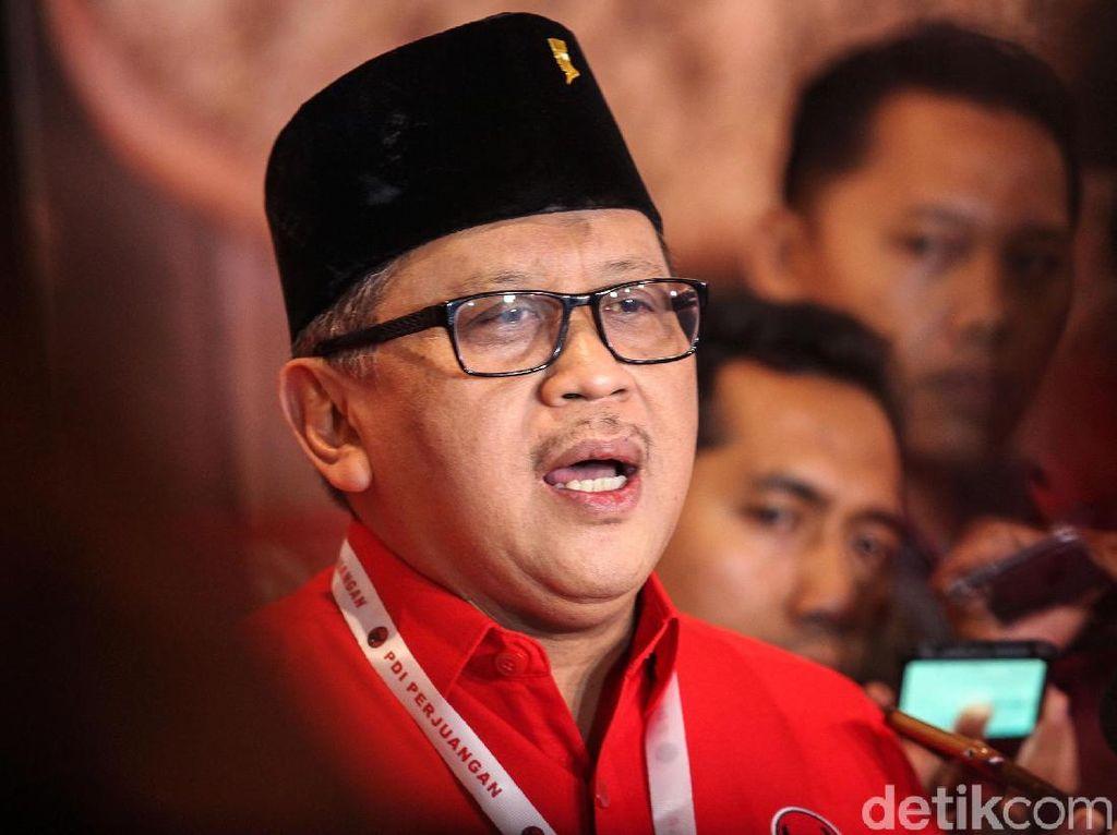 Suara-suara Hasto Kristiyanto di Tengah Kasus Suap PAW Legislator PDIP
