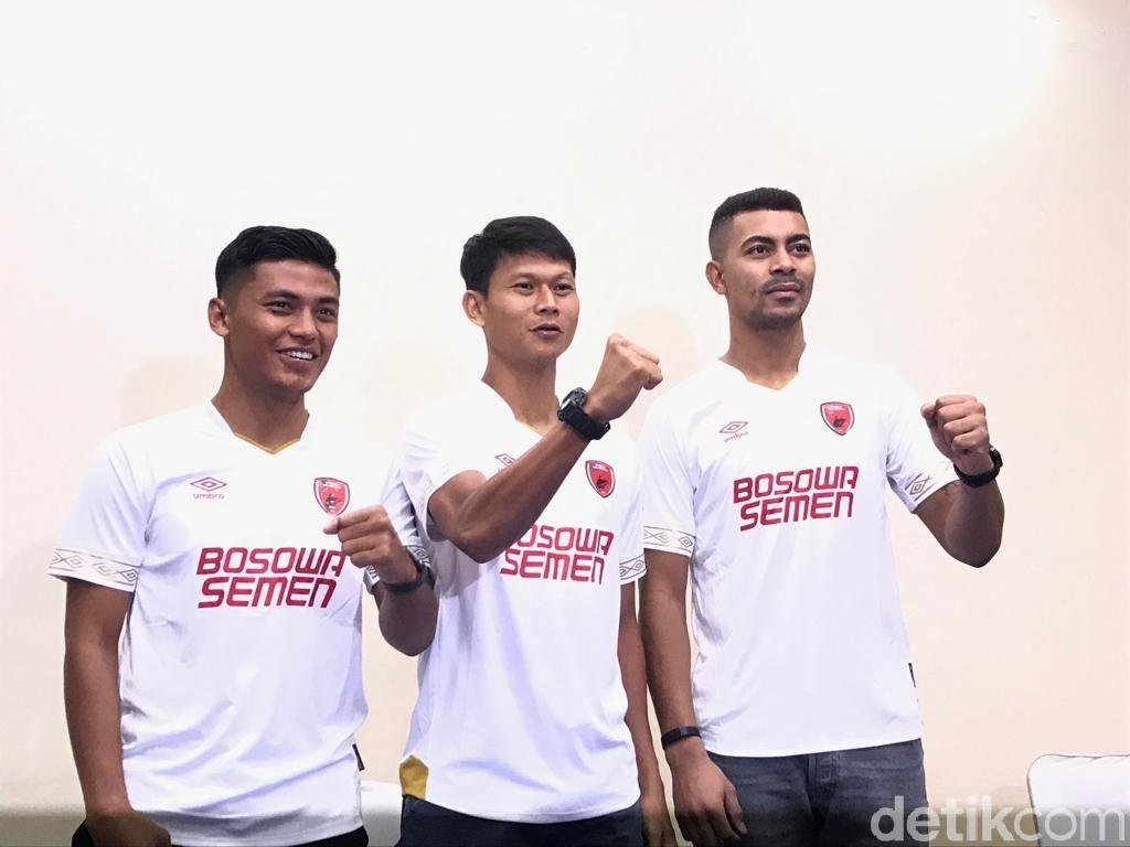 PSM Makassar Perkenalkan Irsyad Maulana, Dedi Gusmawan dan Hussein El Dor