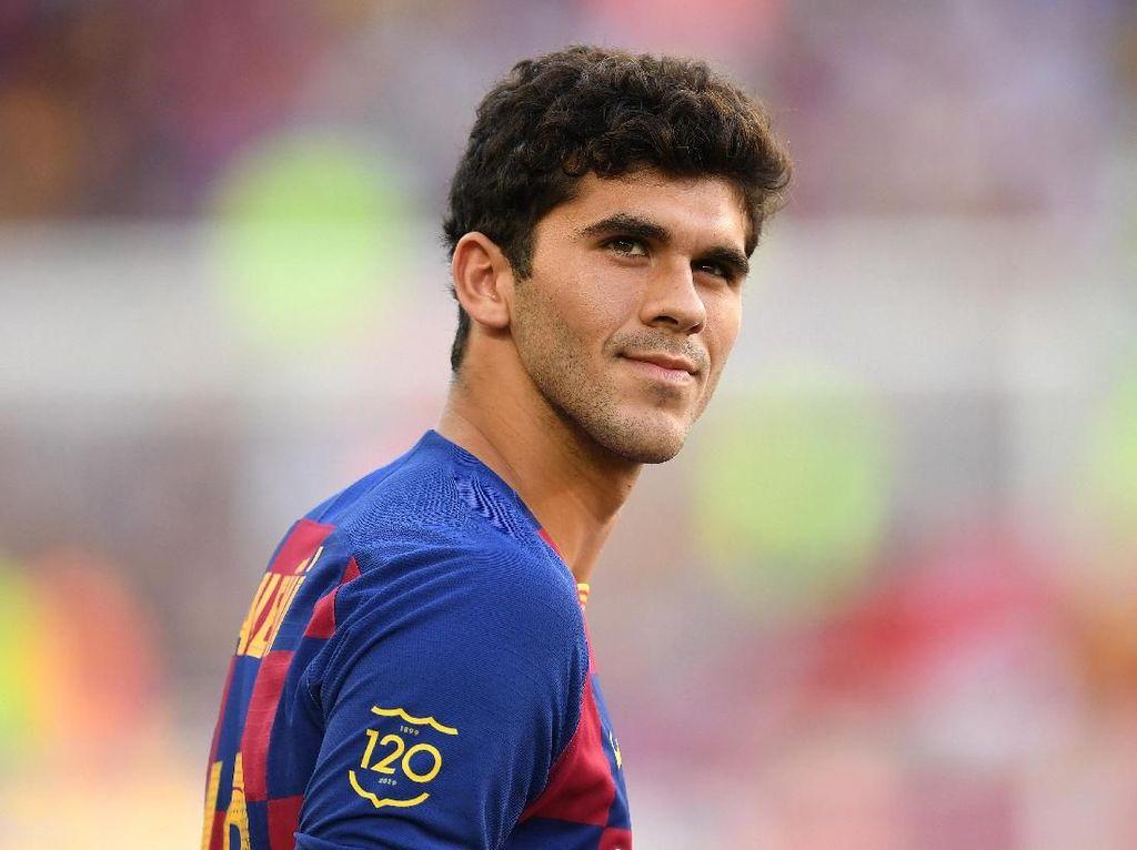Dibesarkan Barcelona, Carles Alena Terbuka Pindah ke Real Madrid