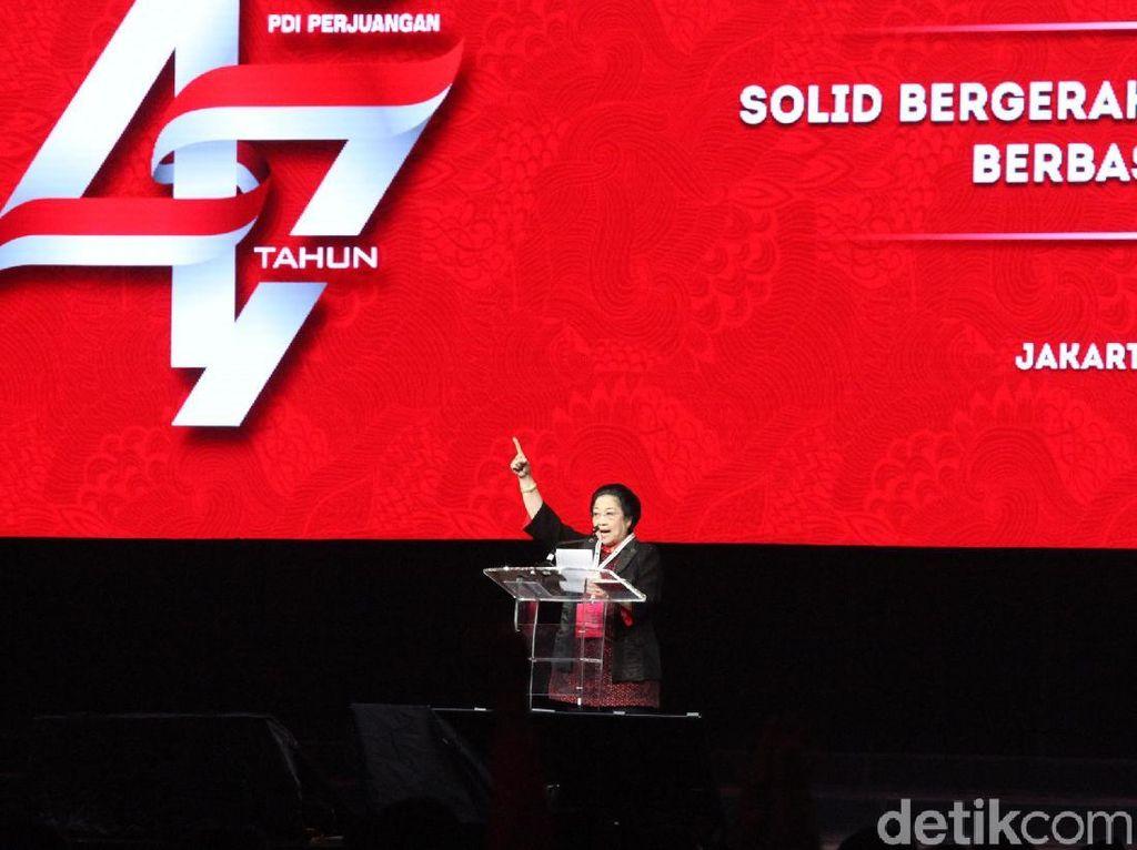Megawati Legawa Tak Jadi Ketum PDIP, FX Rudy: Tetap Jadi Sesepuh