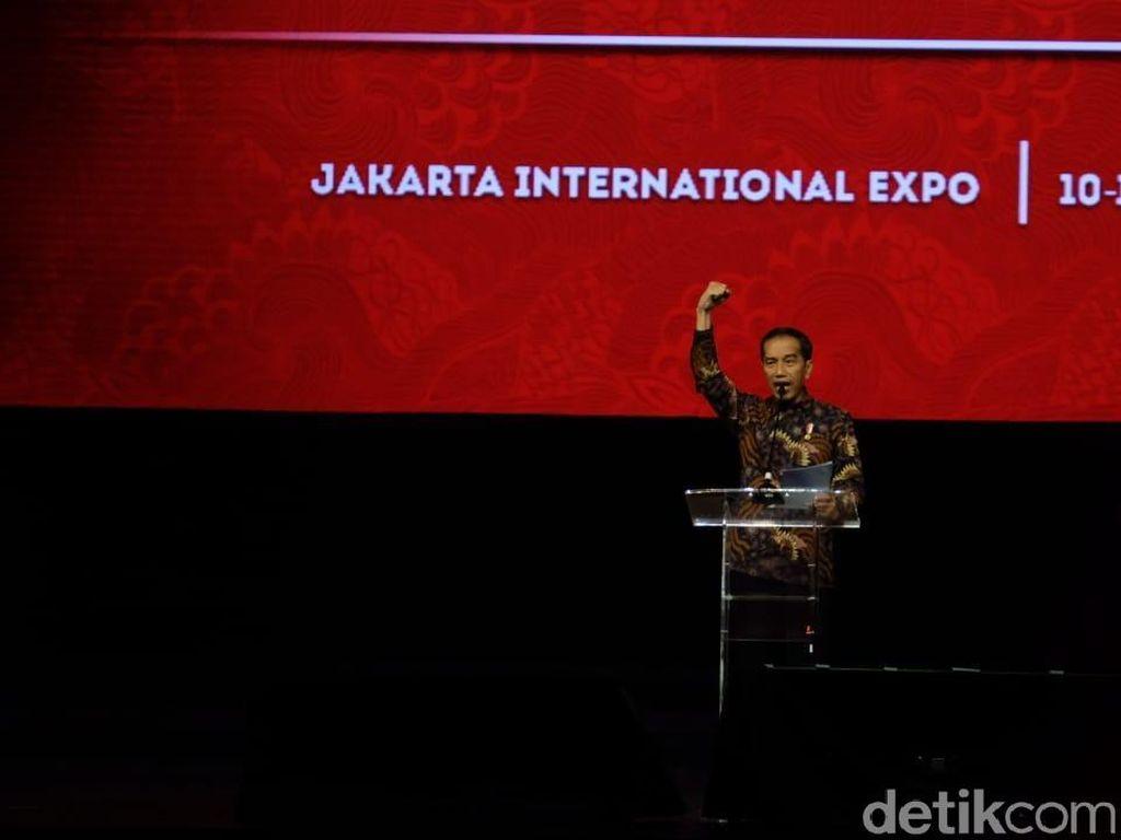 Cerita Jokowi Diingatkan Kader Ucapkan Selamat HUT PDIP