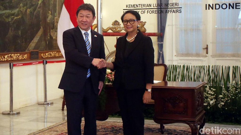 RI Ajak Jepang Investasi di Natuna