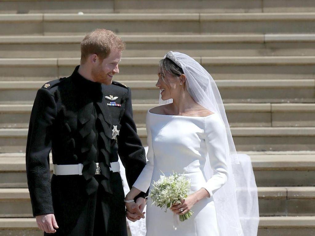 Di Rumah Saja, Begini Cara Harry-Meghan Markle Rayakan 2 Tahun Pernikahan
