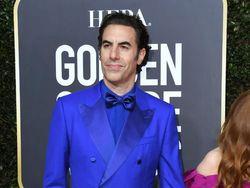 Profil Sacha Baron Cohen yang Raih Golden Globe Lewat Borat
