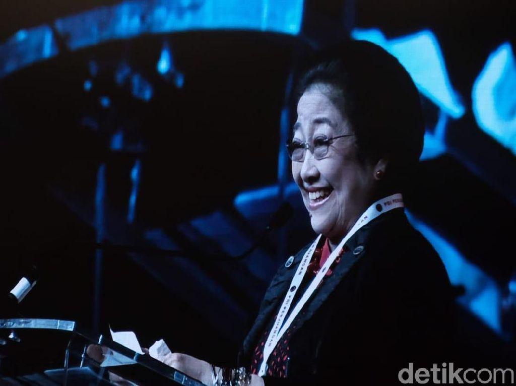 Megawati Targetkan PDIP Menang 60 Persen di Pilkada 2020