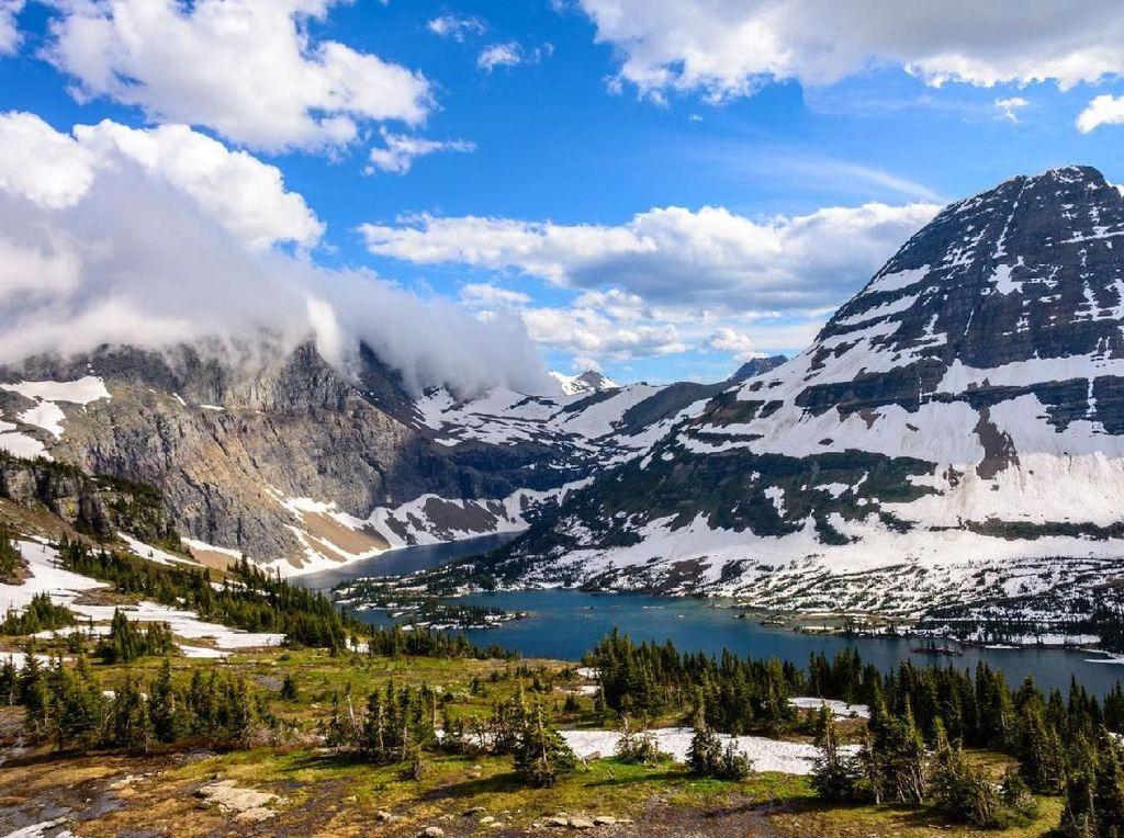 Gletser Montana Batal Hilang Tahun Ini