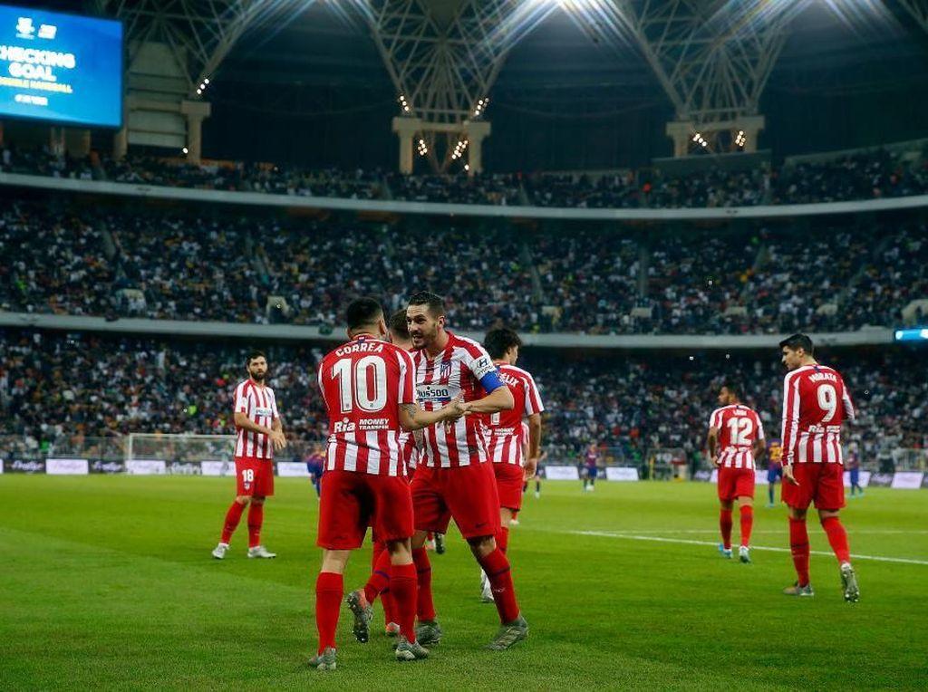 Dimainkannya Llorente Jadi Titik Balik Kebangkitan Atletico