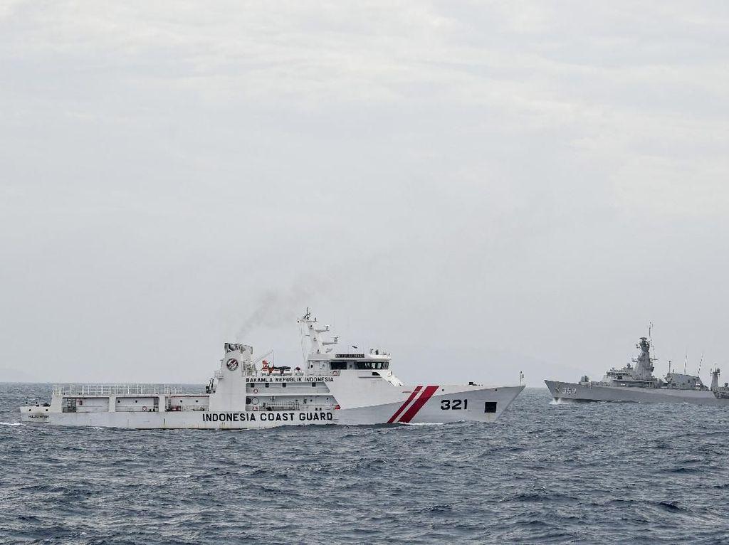 China Curi Ikan di Natuna, Hasilnya Diekspor Lagi ke RI?