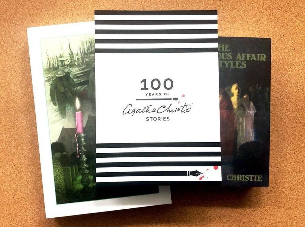 2020 Jadi Perayaan Seabad Agatha Christie
