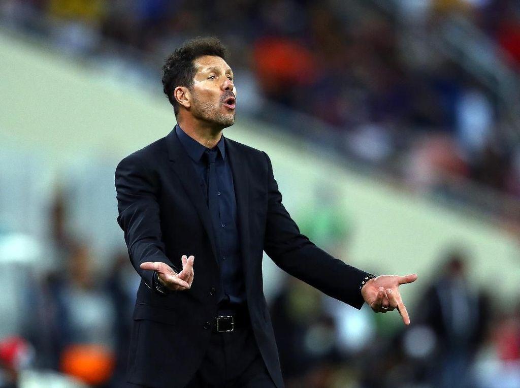 Hidup Simeone yang Ditakdirkan untuk Atletico