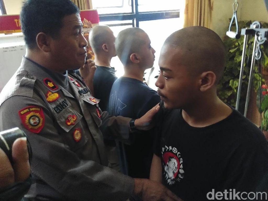 Pesta Sabu, Mahasiswa Semeseter Akhir UNM Ditangkap Polisi