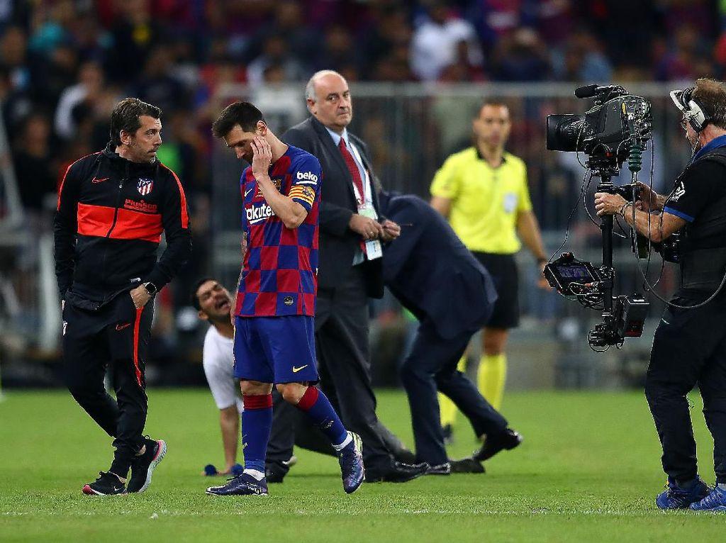 Messi: Barcelona Tidak Pantas Kalah