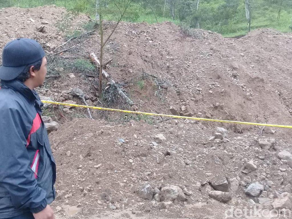 Perusakan Hutan Lereng Lawu, Pengelola Diperiksa Polisi