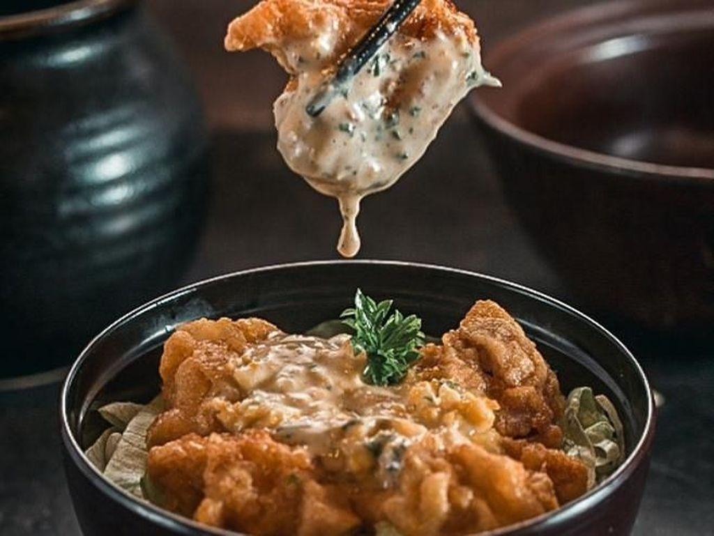 Nyamm! Chicken Nanban yang Gurih Creamy Ada di 5 Tempat Ini