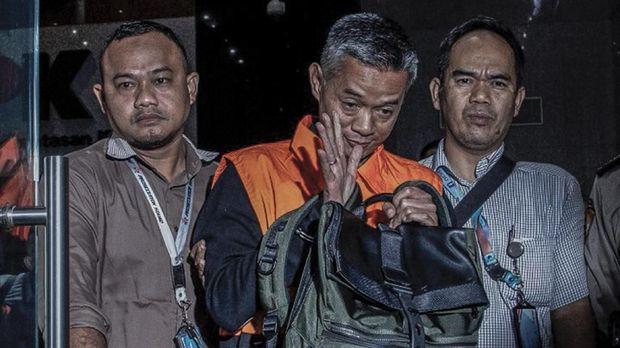 Sidang Dugaan Etik Wahyu Setiawan Dilaksanakan di Rutan KPK