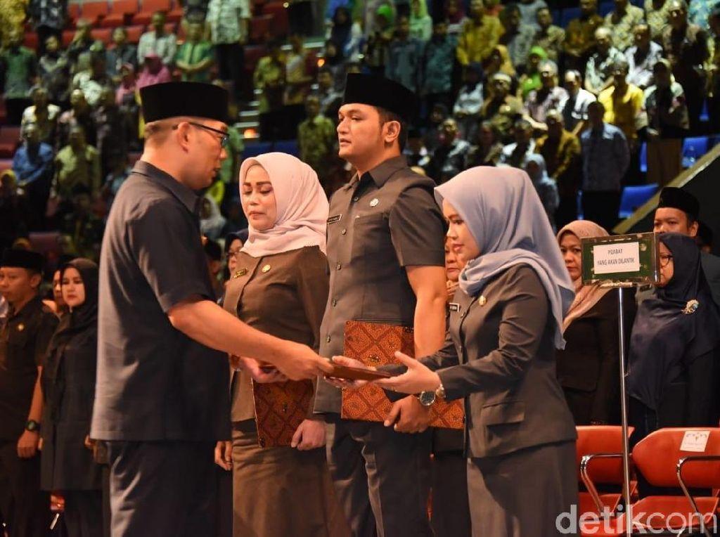 Reformasi Birokrasi, Ridwan Kamil Rotasi 673 Pejabat Struktural