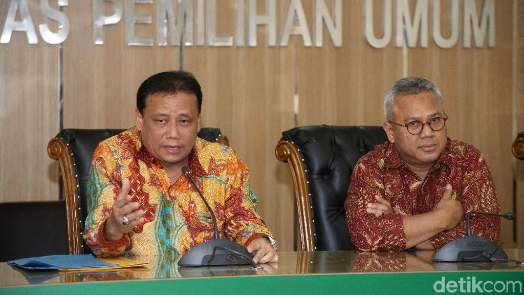 KPU dan Bawaslu Akan Laporkan Wahyu Setiawan ke DKPP