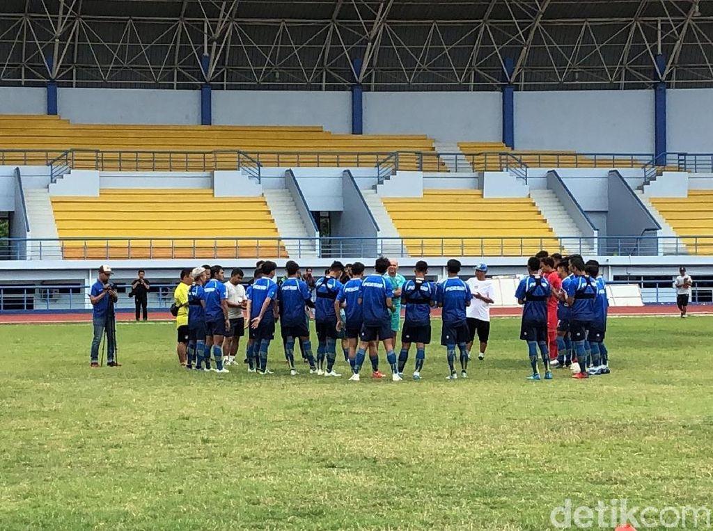Persib Bandung Incar Pemain Timnas U-19, Siapa Dia?