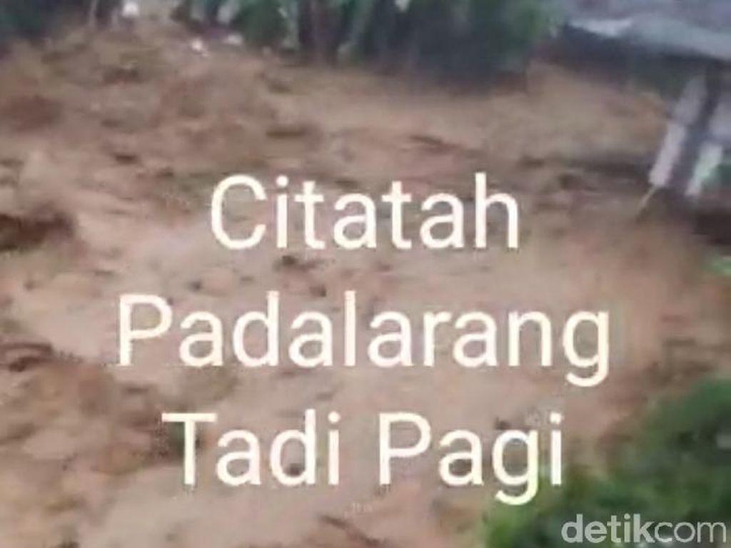 Heboh Video Banjir Bandang di Citatah Padalarang, BPBD: Itu Hoax