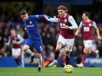 Chelsea Vs Burnley: The Blues Memimpin 2-0 di Babak I