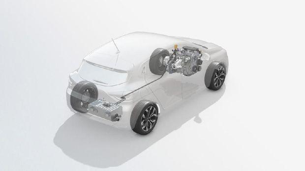 Renault plug-in hybrid dan hybrid