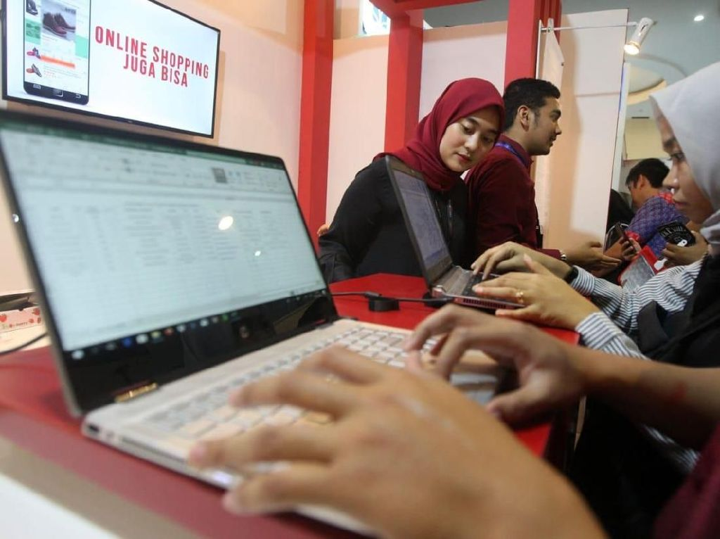 Gaet Milenial di Indonesia Career Expo 2020