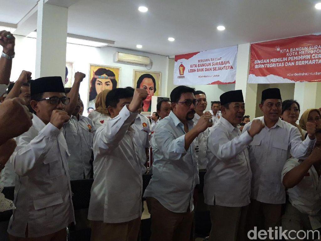 Di Pilwali Surabaya, Mantan Timses Jokowi Ini akan Maju Lewat Gerindra