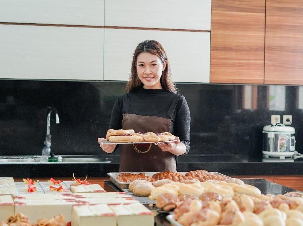 Kisah Sukses Ibu Muda Bisnis Roti yang Melejit Bareng GrabExpress