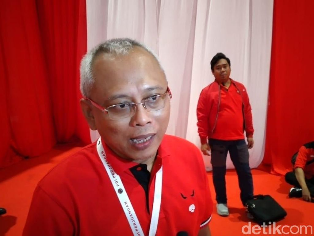 FX Rudy Tak Hadiri Rakernas, PDIP: Kami Tak Urus 1-2 Orang