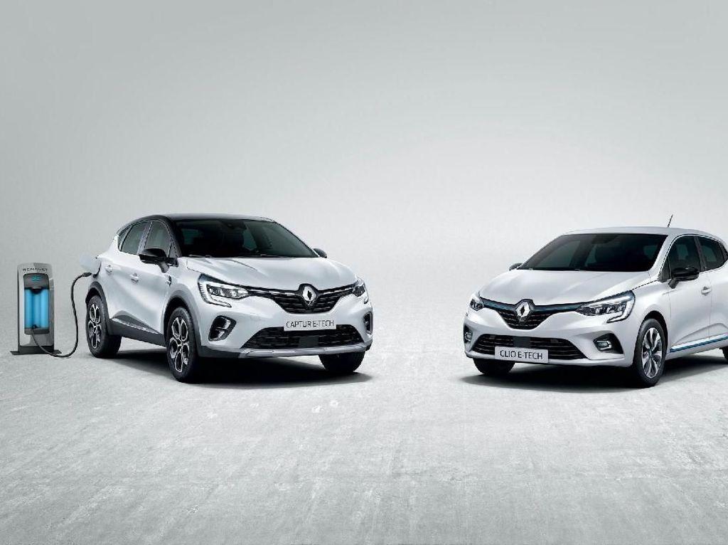 Renault Pamer Teknologi Hybrid Terbaru